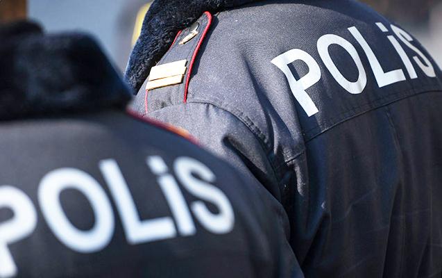 Yevlaxda qaraçıların yaraladığı polis haqda açıqlama
