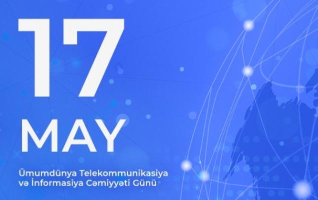 Bu gün Ümumdünya Telekommunikasiya və İnformasiya Cəmiyyəti Günüdür