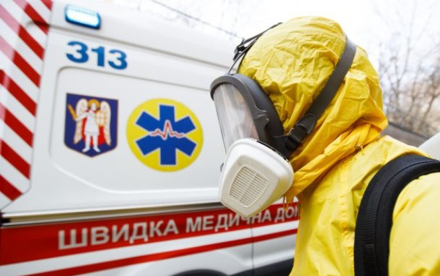 Ukraynada 4 mindən çox tibb işçisi virusa yoluxub