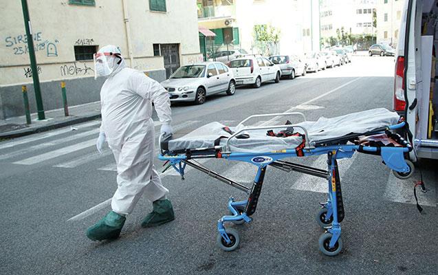 İtaliyada pandemiya dövründə ilk dəfə ən az ölüm qeydə alındı