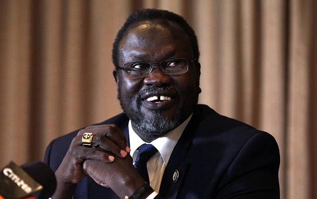 Cənubi Sudanın vitse-prezidenti ilə xanımı koronavirusa yoluxdu