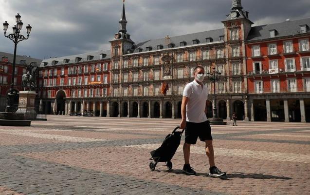 İspaniya parlamenti yüksək hazırlıq rejimini 5-ci dəfə uzatdı