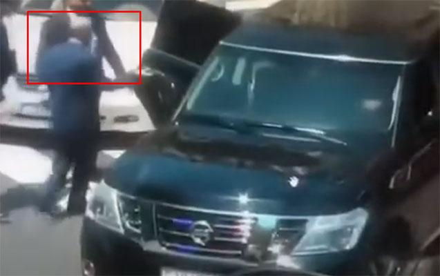 Kəmaləddin Heydərov qəzaya düşdü