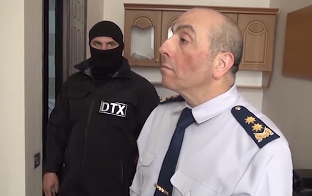 DTX generalın həbsi ilə bağlı məlumat yaydı