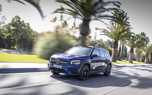 """""""Mercedes-Benz GLB""""nin təqdimatı keçirildi"""