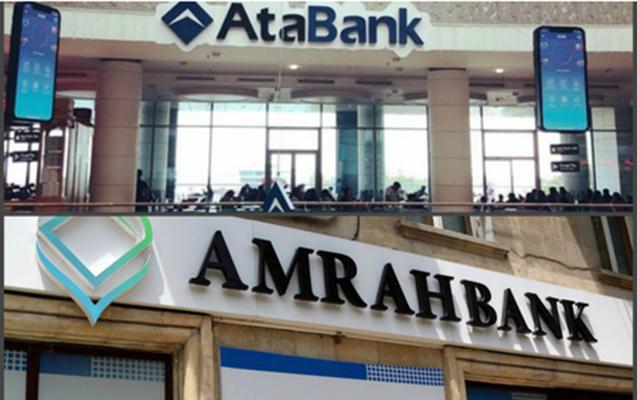 """""""Atabank"""" və """"Amrahbank""""da əmanəti olanların nəzərinə"""