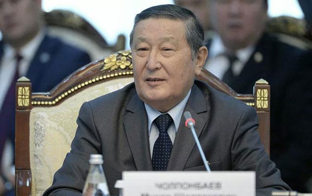 Qırğızıstan parlamentinin sabiq spikeri koronavirusdan öldü