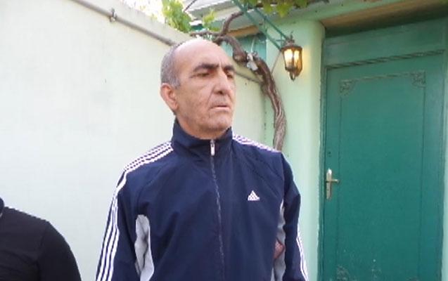 Bakıda Rusiya vətəndaşı olan silahlı narkotacir saxlanıldı