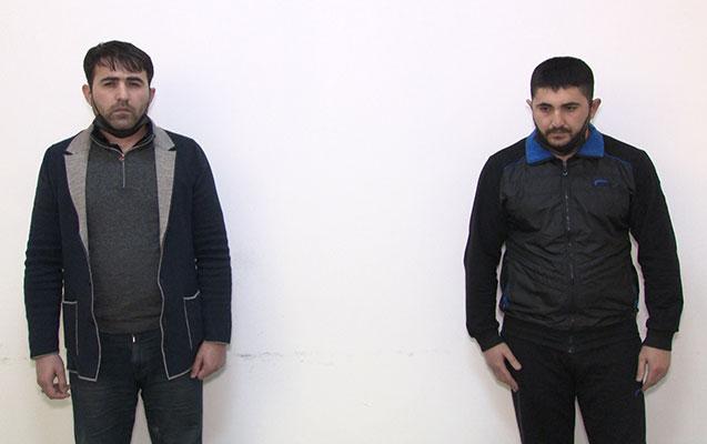 17 kiloqramdan çox narkotiki onlayn satmaq istəyən qardaşlar tutuldu