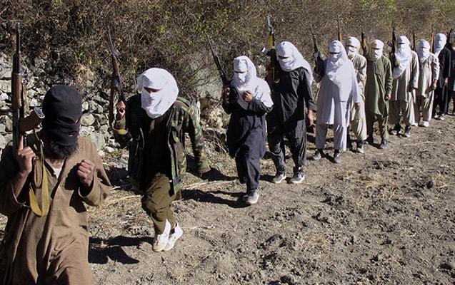 """900  """"Taliban"""" üzvü sərbəst buraxıldı"""