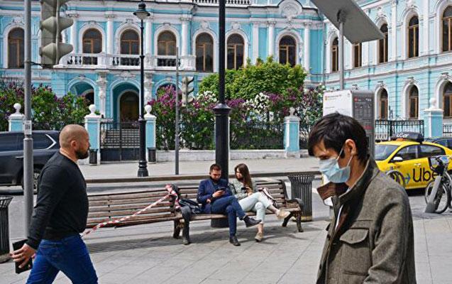 Moskvada məhdudiyyətlər iyunun 14-dək uzadıldı