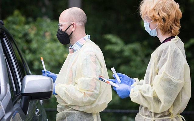 ABŞ-da koronavirusdan ölənlərin sayı 100 mini ötdü