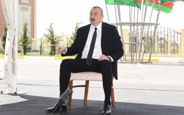 """""""Gözümün qabağında ermənilər Heydər Əliyevin qarşısında fərəqət durmuşdu"""""""