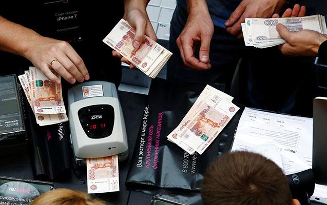 Rusiya iqtisadiyyatı 12 faiz gerilədi