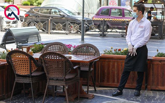 Həftəsonu onlayn xidmət göstərən restoranlar cərimələndi