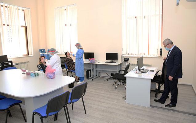 BANM əməkdaşlarının COVID-19 test nəticələri neqativ çıxıb