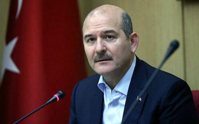 Süleyman Soylu ilk dəfə 12 apreldəki istefasından danışdı