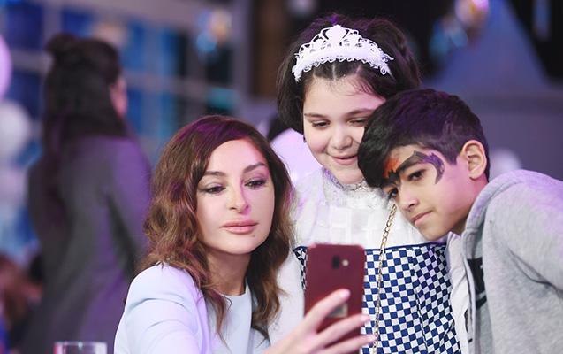 Mehriban Əliyevadan uşaqlarla bağlı paylaşım