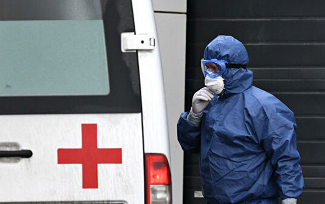 Moskvada koronavirusdan daha 61 nəfər öldü