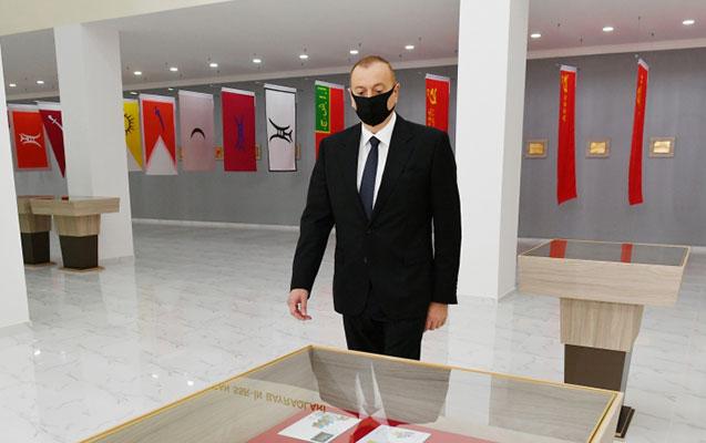 Prezident icra başçısına iradını bildirdi