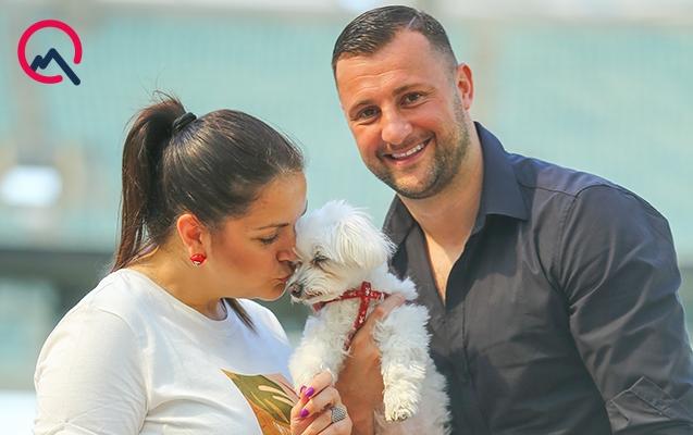 """""""Müğənnilik etdiyim klubda tanış olub evləndik"""""""