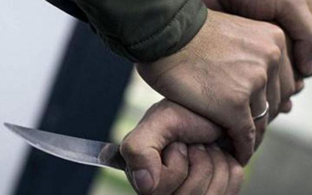 Sumqayıtda kütləvi bıçaqlanma