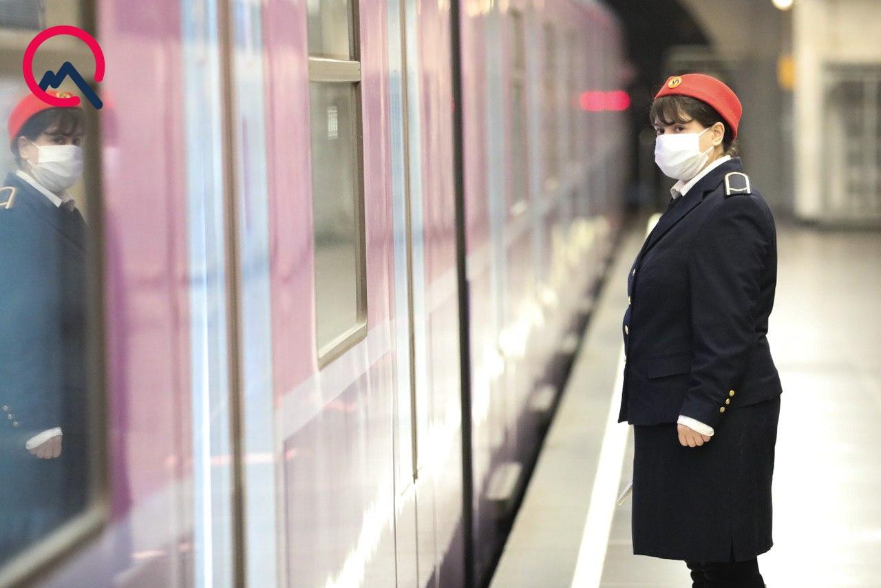 Metro və avtobuslar işə başladı