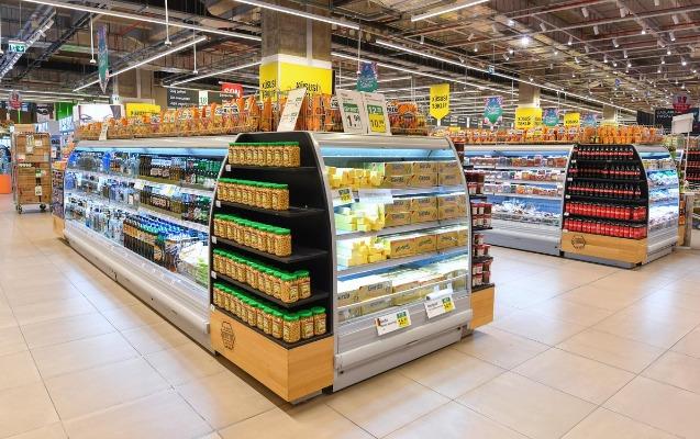 Market və apteklər açıldı