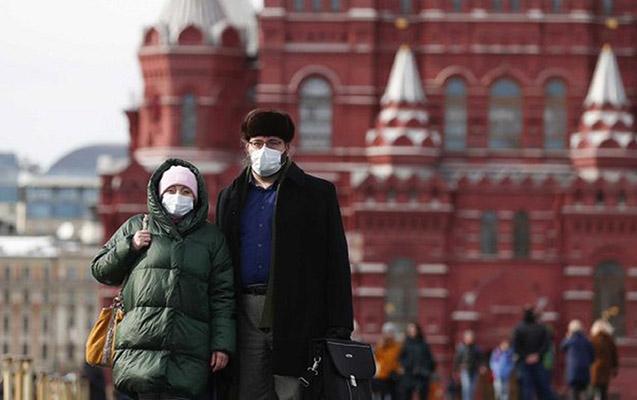 Rusiyada bir gündə 200-ə yaxın pasiyent koronavirusdan öldü