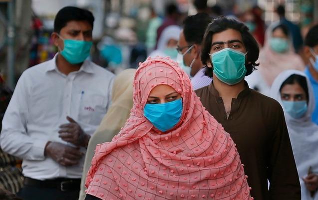 Pakistanda koronavirusla bağlı vəziyyətdə rekord