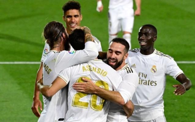 """""""Real Madrid"""" """"Valensiya""""nı darmadağın etdi - Video"""