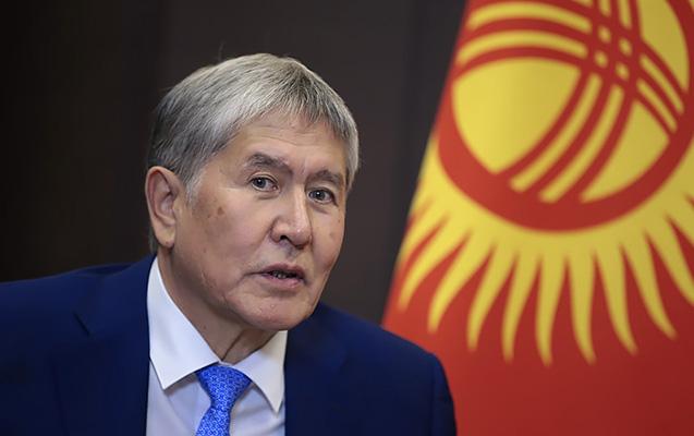 Atambayev 11 il müddətinə həbs olundu