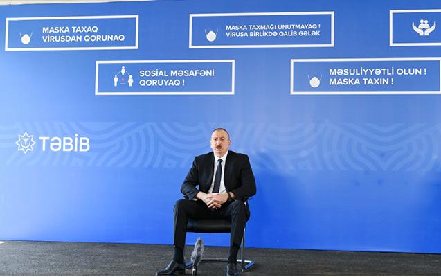 """""""Yumşalma tədbirlərindən sonra qaydalar kütləvi surətdə pozulur"""" - Preziden ..."""