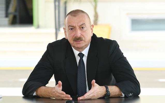 """""""Sən kimsən ki, bizimlə şərt dilində danışırsan"""""""