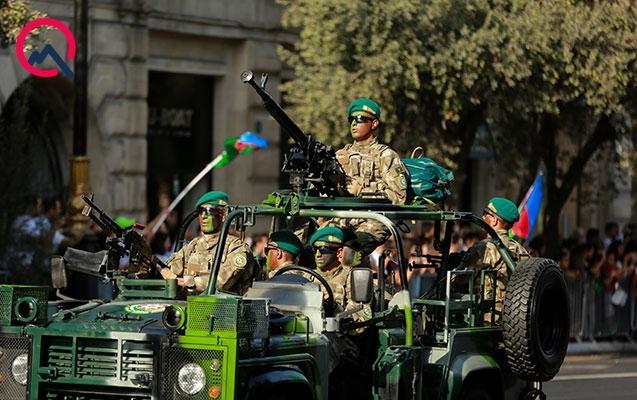Ordumuz 102 yaşını qeyd edir