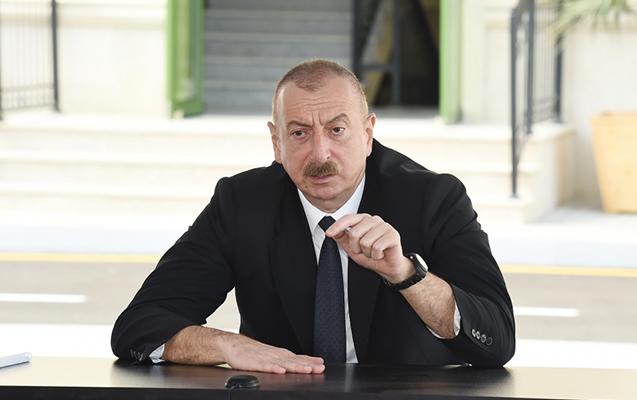 """""""Kəlbəcərdə sizi qonaq etmək ümidi ilə yaşayıram"""""""