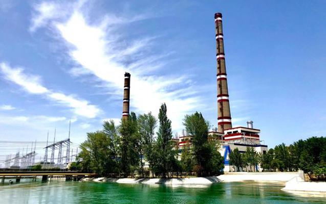 Cənubi Qafqazın ən böyük istilik elektrik stansiyasından