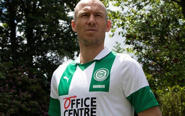 Robben yeni klubunu açıqladı