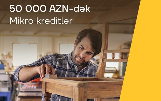 Yelo Bankın mikro kreditləri ilə biznesinizə yeni nəfəs verin