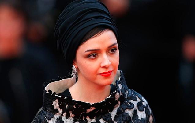İranda hökuməti tənqid edən aktrisaya iş verildi