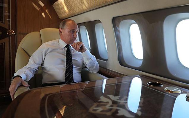 Putin bundan sonra onunla eyni təyyarədə uçmayacaq