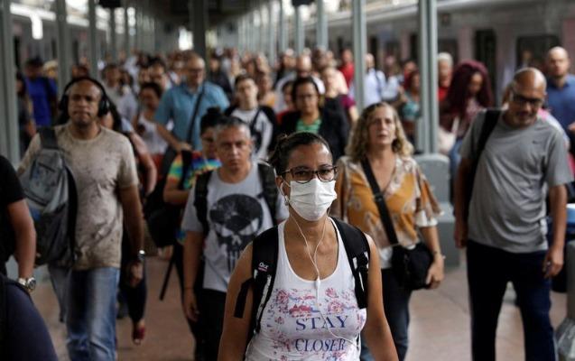 Braziliyada daha 656 nəfər koronavirusdan öldü