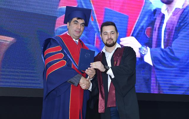 BANM-in məzunu ABŞ-ın 3 universitetinin doktoranturasına qəbul oldu