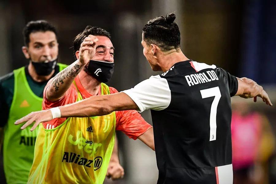 Ronaldo və Dibaladan möhtəşəm qollar