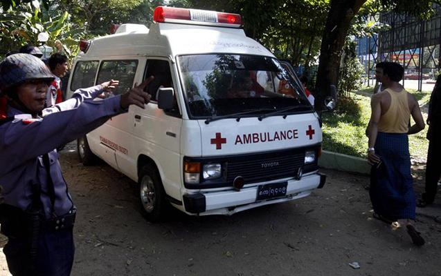 Myanmada torpaq sürüşdü, 162 nəfər öldü
