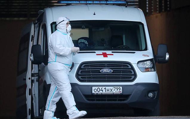 Moskvada daha 11 nəfər koronavirusdan öldü