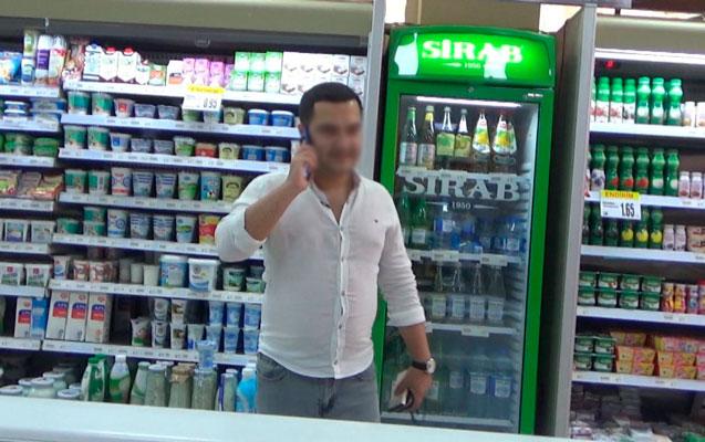 Polis supermarketlərdə reydlər keçirir
