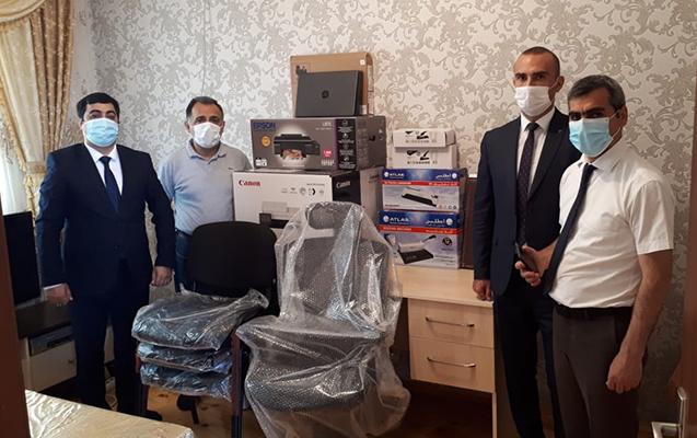 """""""Bank Respublika""""dan özünüməşğulluq proqramına dəstək davam edir!"""