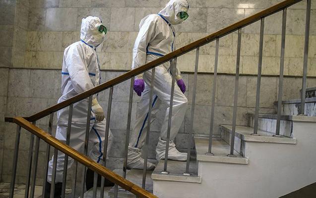 Moskvada koronavirus qurbanlarının sayı 4 minə çatır