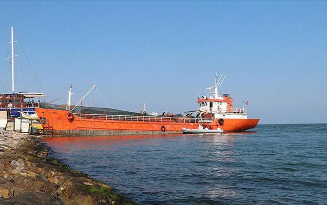 276 qanunsuz miqrantın olduğu gəmi Türkiyədə saxlanıldı